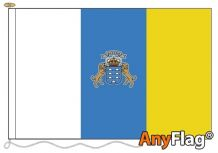 - CANARY ISLANDS ANYFLAG RANGE - VARIOUS SIZES